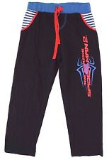 Marvel Comics The Amazing Spider-Man Boy's Graphic Sweatpants Size 3-4 Years NEW