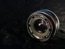 Olympus 50mm f/1.8 prime lens om-system mount F.Zuiko Auto-s - Read