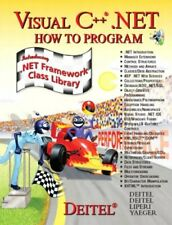 Visual C   NET  How to Program