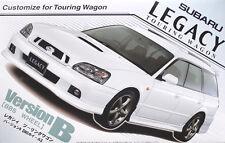 Fujimi ID-106 Subaru Legacy Touring Wagon Ver. B 1/24 Scale Kit