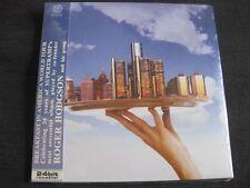 ROGER HODGSON /Supertramp,Breakfast in Detroit:Live 2014, 2x CD Mini LP, EOS-430