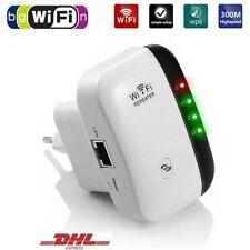 300 Mbit/s WLAN Repeater WLAN Signal Verstärker Wifi Wlan Router Boost 2.4GHz
