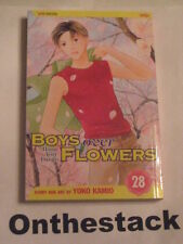MANGA:    Boys over Flowers (Hana Yori Dango) Vol. 28 by Yoko Kamio (2008)