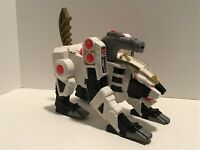 Imaginext Fisher-Price Power Rangers Zord White Tigerzord Tommy Tiger