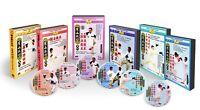 Chinese Wushu Sanda Kungfu Series Complete Set - by Yang Xiaojun 8DVDs