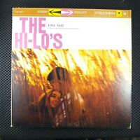 The Hi-Lo's w Frank Comstock And His Orchestra – Love Nest (Columbia CS 8057)