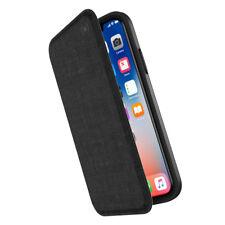 Speck Presidio Folio Impact Protection Case for iPhone XR - Black/Slate Grey