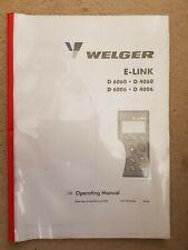 Unité noueuse D6060 D4060 D6006 D4006 Botteleuse E-Link Operators Manuel