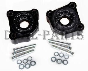 Car Rear shock extenders 35mm for Volvo S60, S80, V70 Lift Kit