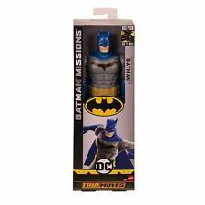 """Batman Missions 12""""  DC Comics Mattel New Action Figure - Detective Version"""