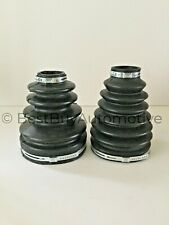 Cv Axle Inner & Outer Boot 6 Piece Kit-4 Metal Clamps-Fits: Toyota 4Runner