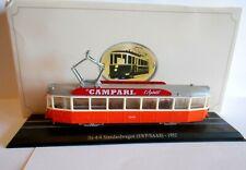 Atlas scale 1/87 Tram Be 4/4 Standardwagen (SWP/SAAS) 1952 #b7519019