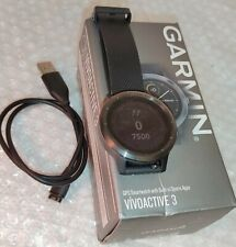 GARMIN VIVOACTIVE 3 GPS Fitness Sports Smart watch