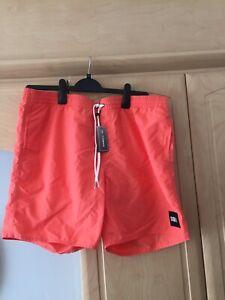 Mens O'Neill Perform Hyperdry Orange Board shorts size XXL 38 - 42 waist.New.