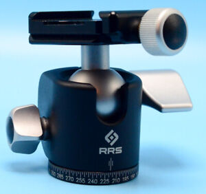 Really Right Stuff RRS BH-30 Pro Compact BALLHEAD Exc+