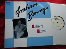 "Graham Bonney - Cathy`s Clown (Special Maxi Mix) GERMANY 12"" Maxi (1987)"