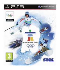 Vancouver 2010 The Official Video Game of the Olympic Winter Games Sony ps3 vgc