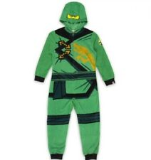 Lego Ninjago Union Suit Sleeper Pajamas Size 6//7-8 10//12 NWT $42 RV