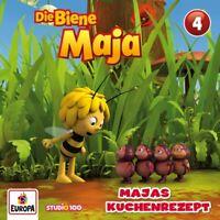 DIE BIENE MAJA - 04/MAJAS KUCHENREZEPT (CGI)   CD NEW