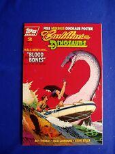 Cadillacs & Dinosaurs 2 (of3) Blood & Bones, Roy Thomas,  Giordano .1st. VFN/NM.