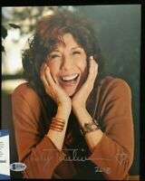 LILY TOMLIN SIGNED 8X10 PHOTO AUTOGRAPHED BAS COA FUNNY