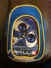 Disney Store exclusive Pixar Wall E Junior small holographic Rucksack Backpack