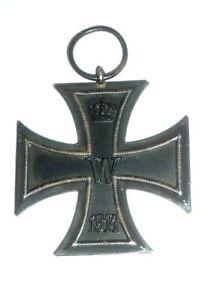 Alter Orden Abzeichen EK 2 Eiserne Kreuz 1.WK Ehrenkreuz Weltkrieg 1914 medal WK