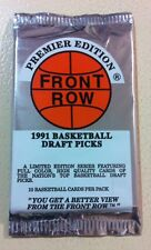 NBA Front Row 1991/92 Draft Picks Pack - Basketball Cards