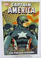 Captain America The Fighting Avenger TPB Trade Paperback NEW Marvel Comic Book