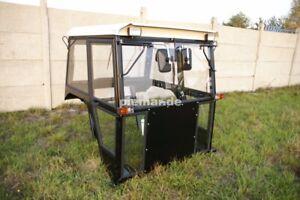 NEU Kabine für Traktor Traktorkabine Schlepper Verdeck Nr3 Universal C-360