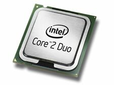 Intel Core 2 Duo Computer Processors (CPUs)