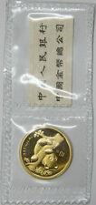 price of 1996 Panda Gold Coin Travelbon.us