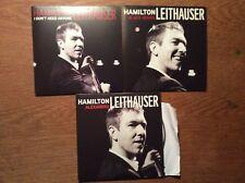 Hamilton Leithauser [3 CD PROM0] Black Hours + I Don't Need Anyone + Alexandra