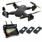 Best RC Quadcopter With HD Cameras - 2021 New Quadcopter Drone With HD Camera Selfie Review