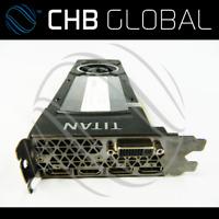 NVIDIA GeForce GTX Titan X Maxwell 12GB DDR5 Ready Gaming Video PC Graphics Card