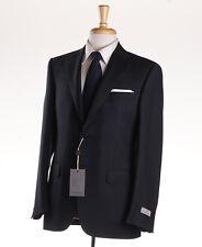 NWT $2095 CANALI 1934 Gray Broken Check Wool Suit 46 R (Eu 56) Regular-Fit