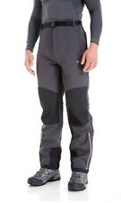 Clothin Men's Fleece-Lined Soft Shell Winter Pants Insulated Size S