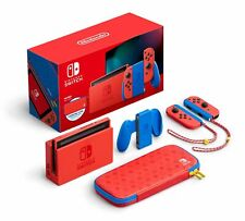 Nintendo Switch Mario Red & Blue Edition - 32GB - HADSRAAAF