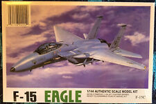Lee F-15 Eagle 1/144 Scale Factory Sealed Box!  #02202