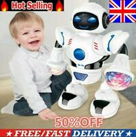 Toys For Boys Kids Music Dancing Robot for 2 3 4 5 6 7 8 9 11 Years Age Gifts UK