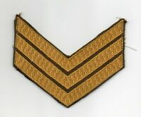 ORIGINAL AUSTRALIAN ARMY RANK INSIGNIA PATCH - 130mmX100mm