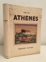 Papá Noel Guy Atenas Ediciones Fernand Nathan 1941