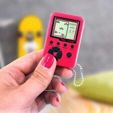 Mini Rétro Poche Arcade Portable Jeux Console avec Porte-Clés 26 Jeux