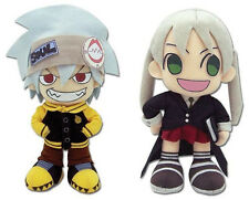 Set of 2 Great Eastern Soul Eater- Soul Evans & Maka Albarn Stuffed Plush Dolls