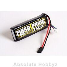 Mugen Flash Point LiPo 2500mah Flat Battery 7.4v Pack - MUGFP2001
