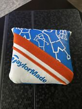 Rare Taylormade Vault Spider X Pga Championship Mallet Putter Headcover
