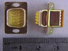 20 SPC Tech DE-9PMP 9 Pin Male D-Sub Connectors