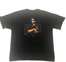 Vintage Nike Penny Hardaway Black T Shirt NBA Basketball USA Size XL