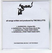 (EA960) The Bullits, Supercool - 2012 DJ CD