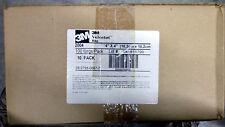 "3M VELOSTAT CONDUCTIVE SHIELDING BAGS, 2004, 4"" X 4"", 100/BOX, 10 BOX/CS"